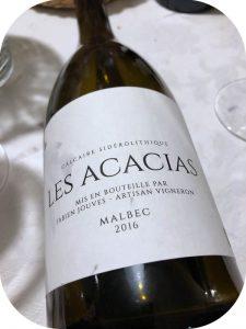 2016 Mas del Périé, Les Acacias, Sud-Ouest, Frankrig