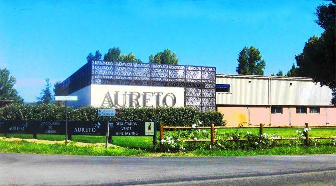 2015 Domaine Aureto, Alouette, Rhône, Frankrig