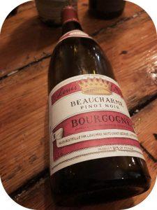 2016 Louis Max, Bourgogne Pinot Noir Beaucharme, Bourgogne, Frankrig