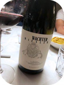 2011 Weingut Wachter-Wiesler, Blaufränkisch Alte Reben Eisenberg, Burgenland, Østrig