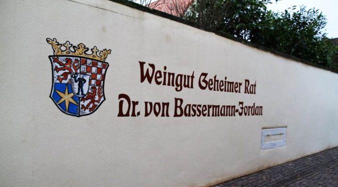 2015 Weingut Geheimer Rat Dr. Von Bassermann-Jordan, Spätburgunder, Pfalz, Tyskland
