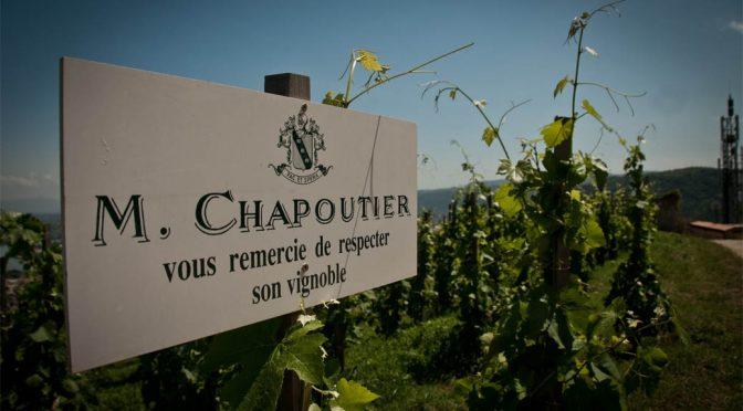 2017 M. Chapoutier, Côtes-du-Rhône Belleruche, Rhône, Frankrig