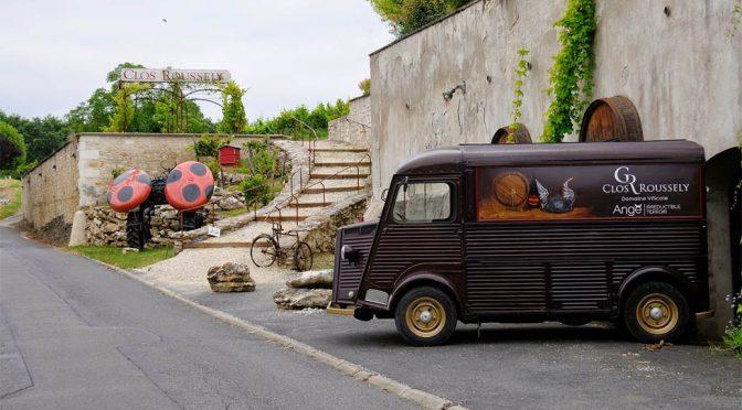 2015 Clos Roussely, Touraine Chenonceaux Blanc, Loire, Frankrig