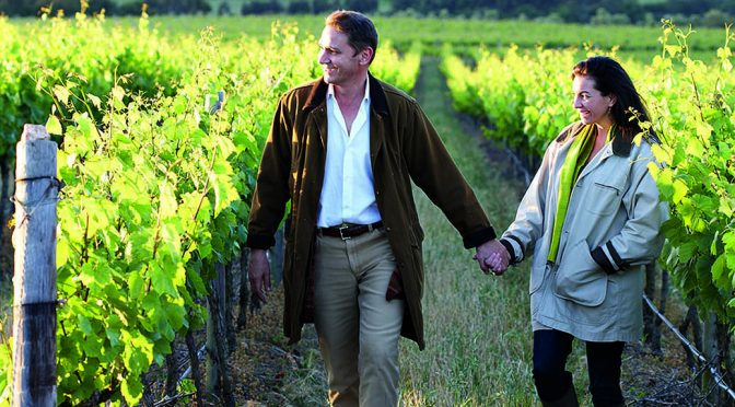 2017 Hamilton Russell Vineyards, Ashbourne Sauvignon Blanc & Chardonnay, Walker Bay, Sydafrika