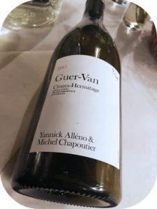 2015 Alléno & Chapoutier, Crozes-Hermitage Guer-Van, Rhône, Frankrig