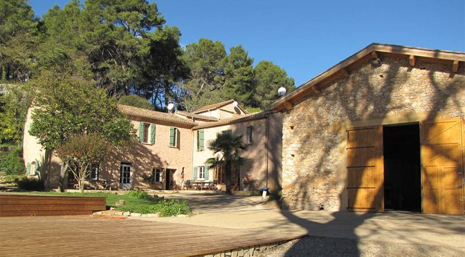 2016 Château Gilbert & Gaillard, Pour Les Amis Saint-Chinian, Languedoc, Frankrig