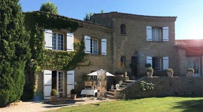 2016 Château du Mourre du Tendre, Côtes du Rhône Villages Vieilles Vignes, Rhône, Frankrig