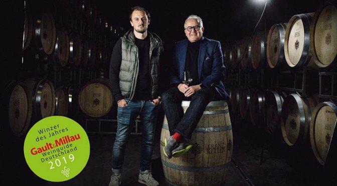 Weingut Franz Keller Schwarzer Adler … Winzer des Jahres 2019