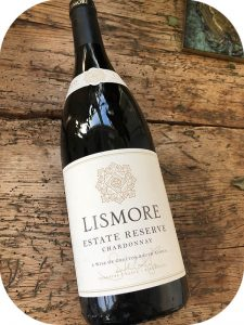 2017 Lismore Estate Vineyards, Chardonnay Estate Reserve, Boberg, Sydafrika