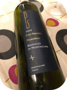 2009 Siro Pacenti, Brunello di Montalcino Pelagrilli, Toscana, Italien