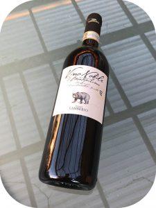 2015 Podere Lamberto, Vino Nobile di Montepulciano, Toscana, Italien
