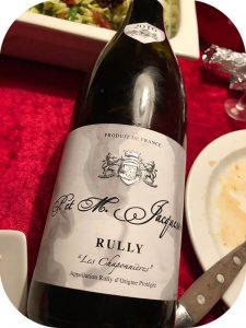 2016 Domaine Jacqueson, Rully Les Chaponnières, Bourgogne, Frankrig