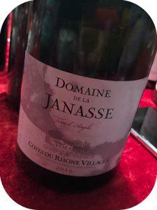 2016 Domaine de la Janasse, Terre d'Argile Côtes du Rhône Villages, Rhône, Frankrig