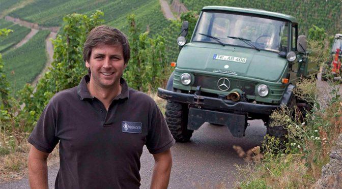 2016 Weingut Andreas Bender, Pinot Noir, Pfalz, Tyskland