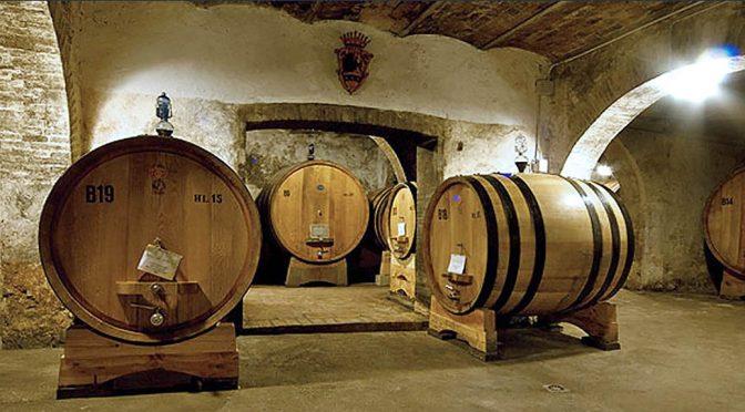 2011 Castelli Martinozzi, Brunello di Montalcino, Toscana, Italien
