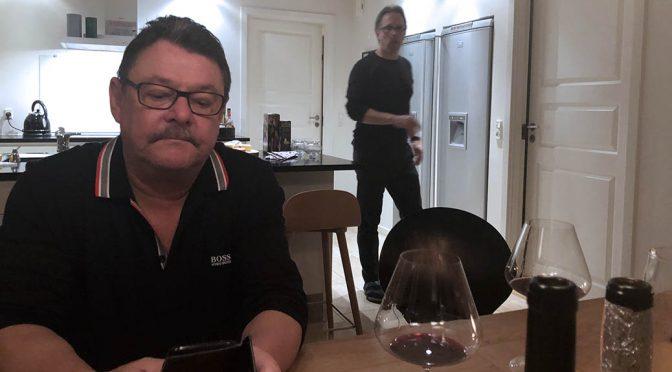Vinaften 2. marts 2019 … et vinøst pusterum i en travl hverdag