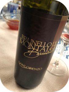 2010 Sanlorenzo, Brunello di Montalcino Bramante, Toscana, Italien