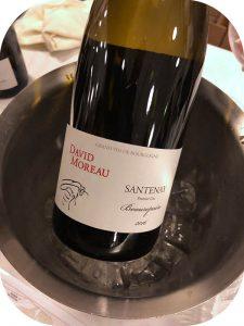 2016 David Moreau, Santenay Blanc 1. Cru Beaurepaire, Bourgogne, Frankrig