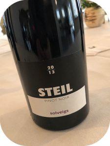 2013 Weingut Solveigs, Pinot Noir Steil, Rheingau, Tyskland