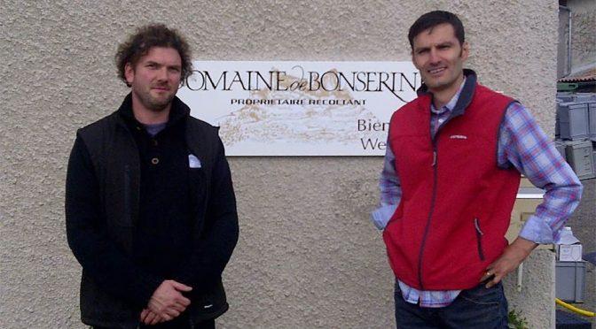 2017 Domaine de Bonserine, Septentria Tantum Duo, Rhône, Frankrig