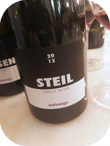2012 Weingut Solveigs, Pinot Noir Steil, Rheingau, Tyskland