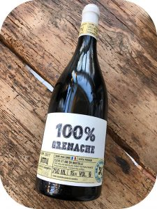 2017 Nicolas Vellas, 100% Grenache, Languedoc, Frankrig