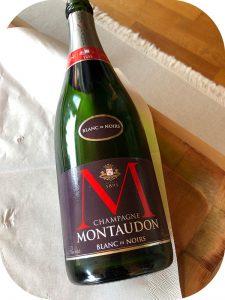 N.V. Montaudon, Blanc de Noirs, Champagne, Frankrig