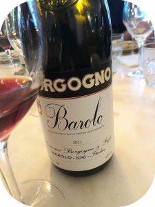 2011 Borgogno, Barolo, Piemonte, Italien