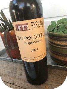 2014 Ferragù, Valpolicella Superiore, Veneto, Italien