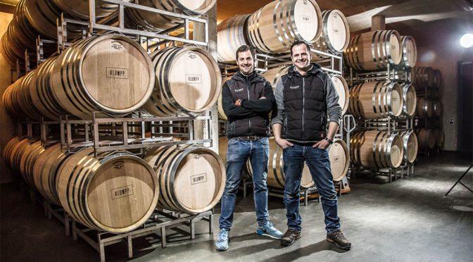 2015 Weingut Klumpp, Bruchsaler Weiherberg Pinot Noir, Baden, Tyskland