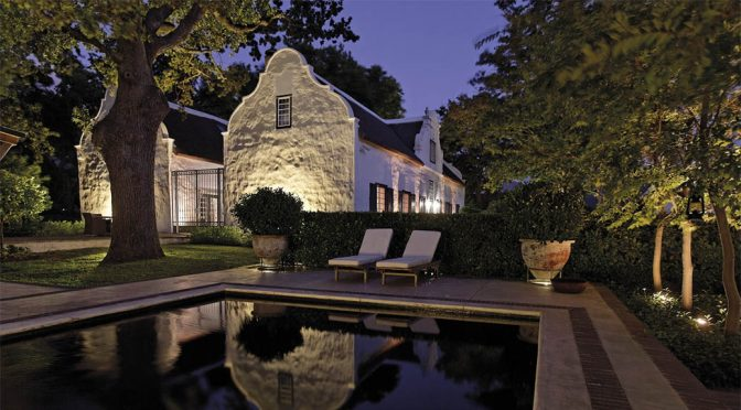 2018 Grande Provence Heritage Wine Estate, Angel Tears Sauvignon Blanc, Western Cape, Sydafrika