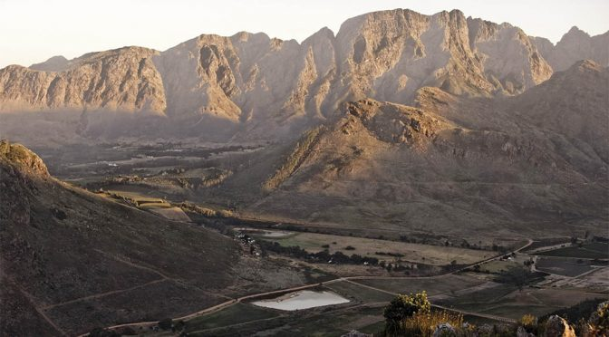 2018 Grande Provence Heritage Wine Estate, Angel Tears Rosé, Western Cape, Sydafrika