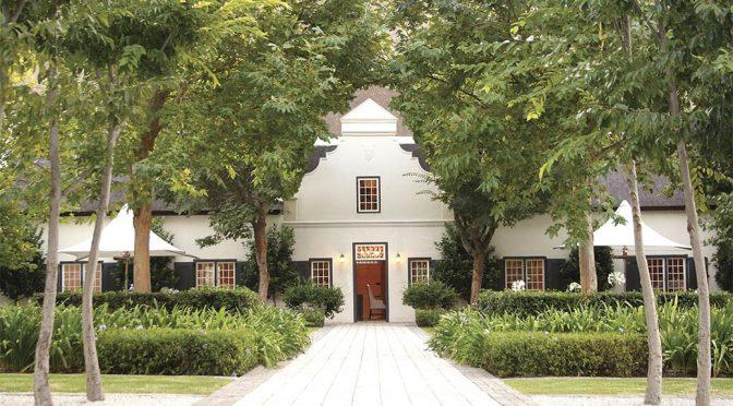 2017 Grande Provence Heritage Wine Estate, Angel Tears Merlot & Cabernet Sauvignon, Western Cape, Sydafrika