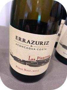 2017 Viña Errazuriz, Las Pizarras Pinot Noir, Aconcagua, Chile