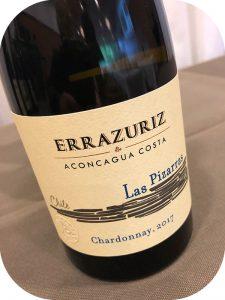 2017 Viña Errazuriz, Las Pizarras Chardonnay, Aconcagua, Chile