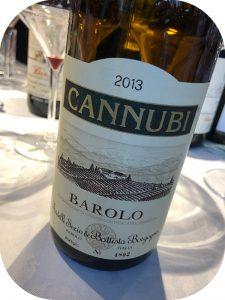 2013 Serio & Battista Borgogno, Barolo Cannubi, Piemonte, Italien