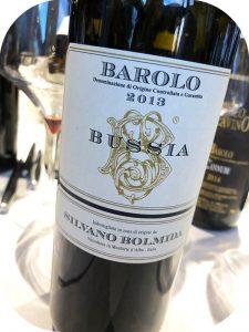 2013 Silvano Bolmida, Barolo Bussia, Piemonte, Italien
