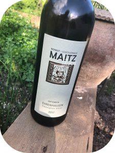 2017 Weingut Wolfgang Maitz, Ehrenhausen Sauvignon Blanc, Südsteiermark, Østrig