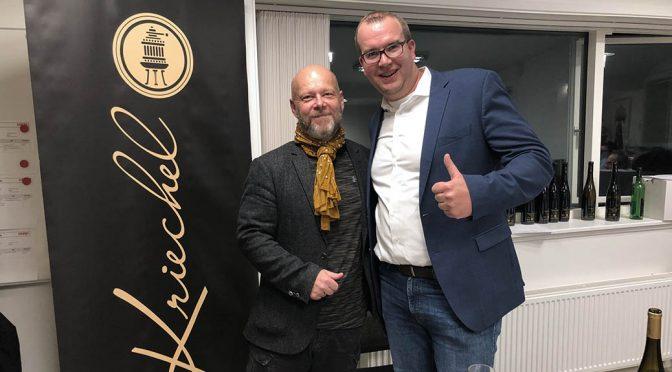 Vinsmagning med Peter Kriechel … der große winzer fra Ahr