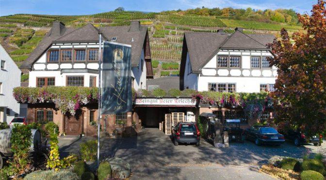 2017 Weingut Peter Kriechel, Spätburgunder Blanc de Noir Trocken, Ahr, Tyskland