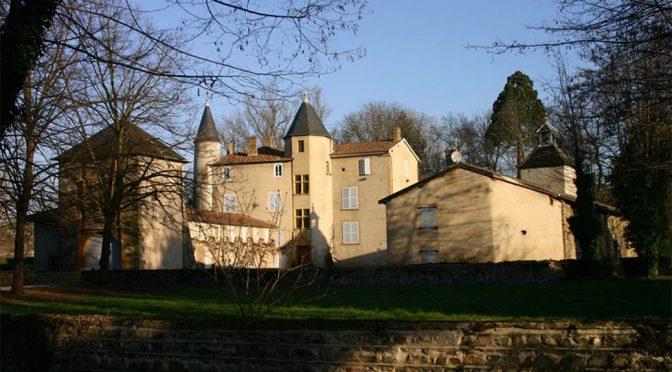 2015 Château de la Terrière, Fleurie, Bourgogne, Frankrig