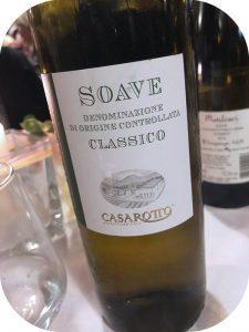 2017 Casarotto, Soave Classico Vigne di Fittà, Veneto, Italien