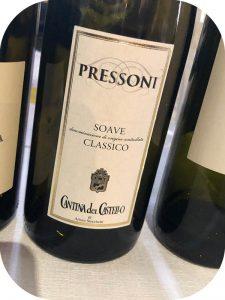 2017 Cantina del Castello, Soave Classico Pressoni, Veneto, Italien