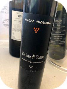 2015 Marco Mosconi, Recioto di Soave, Veneto, Italien