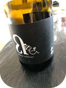 2015 Weingut Lukas Krauß, Grüner Veltliner 2 Hut, Pfalz, Tyskland