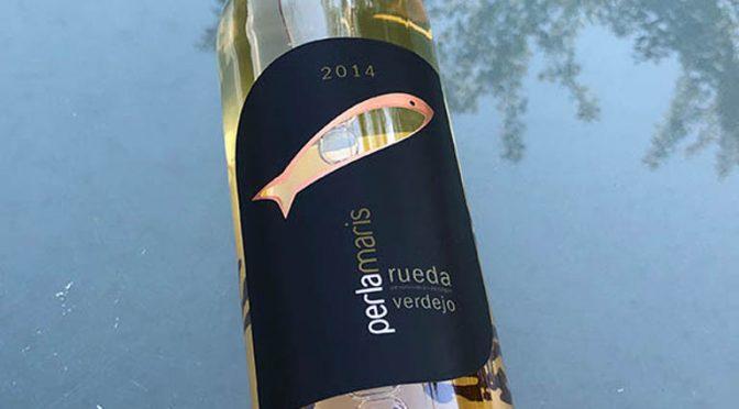 2014 Nuevos Vinos, Perla Maris Verdejo, Rueda, Spanien