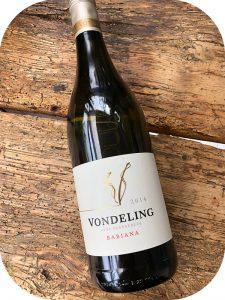 2014 Vondeling Wines, Babiana, Western Cape, Sydafrika