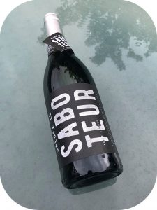 2016 Luddite Wines, Saboteur, Western Cape, Sydafrika