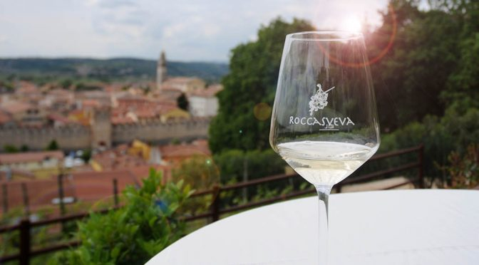 Besøg hos Cantina di Soave … og deres Rocca Sveva prestige vine
