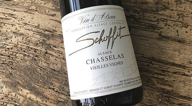 2014 Domaine Schoffit, Chasselas Vieilles Vignes, Alsace, Frankrig